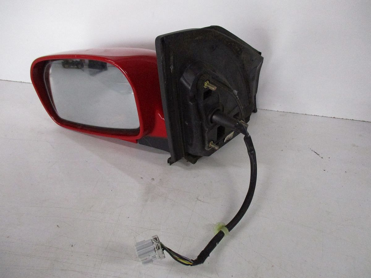 Außenspiegel elektrisch lackiert links Farbcode R81 HONDA CIVIC VII ...
