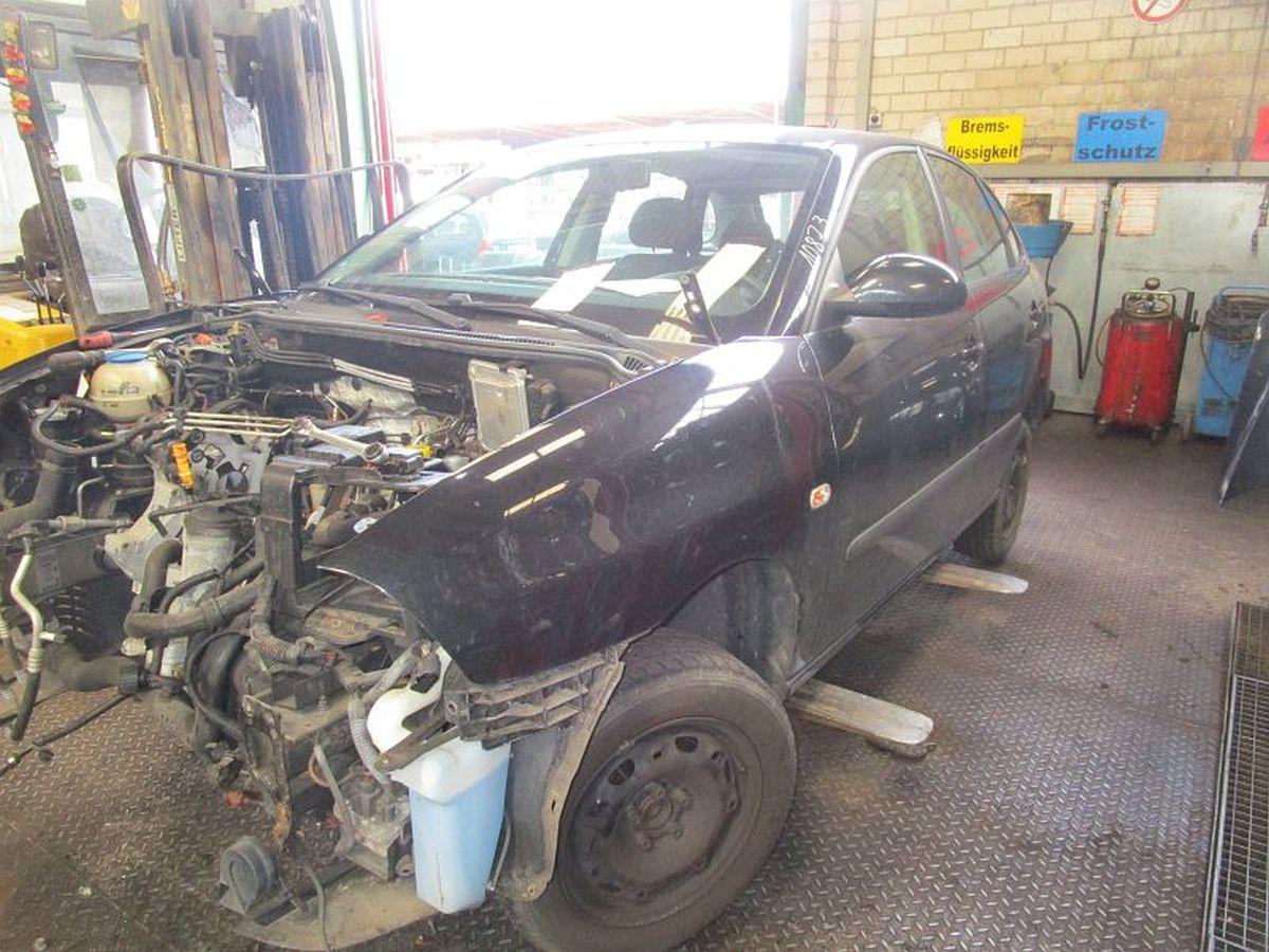 Seat Ibiza IV 6L1 Gurt Sicherheitsgurt hinten links rechts 6L0857805B