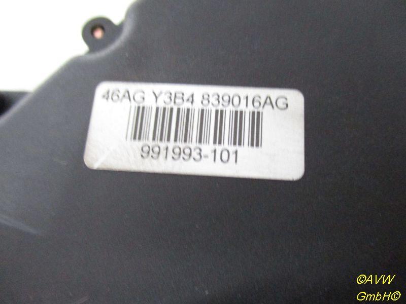 Türschloß mit ZV rechts hinten VW POLO (9N_) 1.4 16V