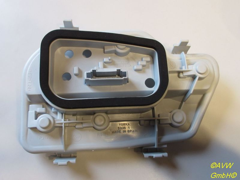 Lampenträger Heckleuchte rechts VW POLO (9N_) 1,2