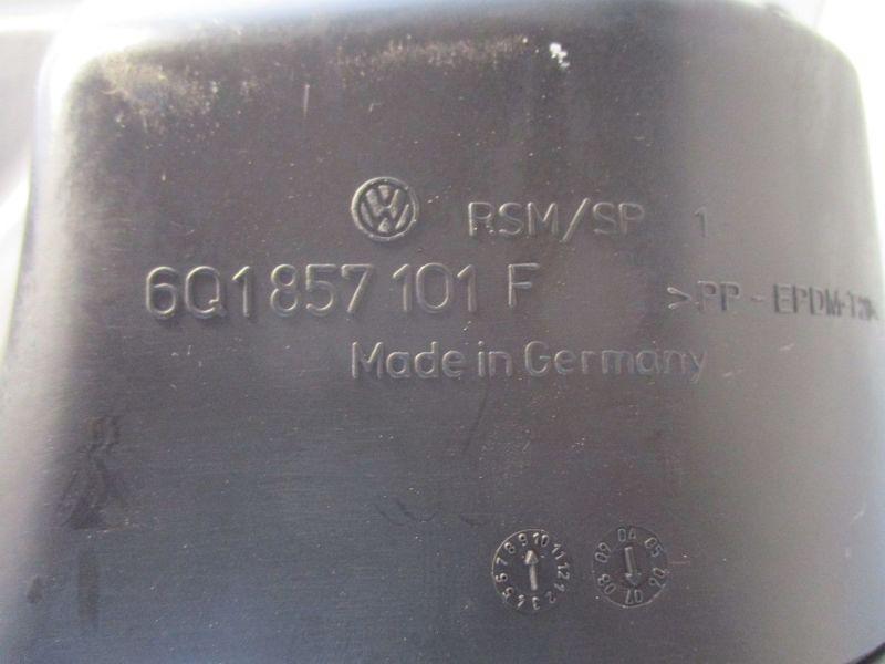 Handschuhfach VW POLO (9N_) 1.4 TDI