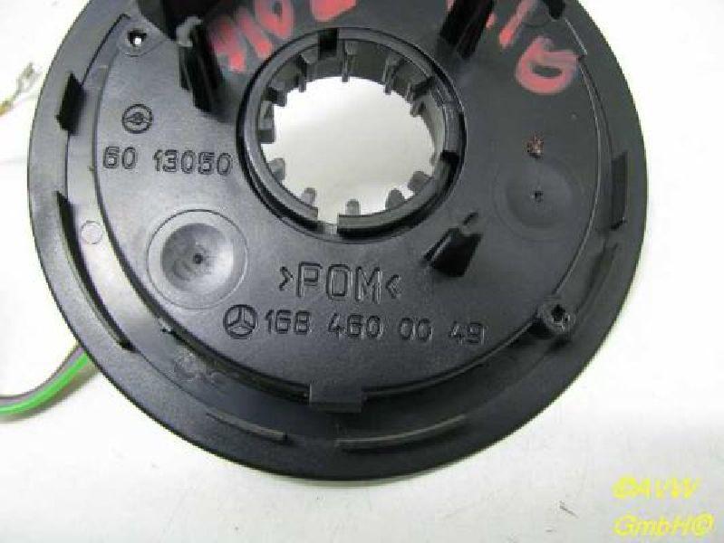 Airbag Kontakteinheit Schleifring 1684600049MERCEDES-BENZ E-CLASS (W210) E 290 TURBO-D (210.017)