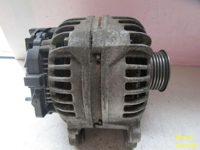 lichtmaschine generator 120a vw transporter iv kasten (70xa) 2.5 tdi