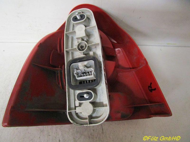 Rückfahrleuchte Rückleuchte rechts Leichte GebrauchsspurenRENAULT TWINGO (C06_) 1.2 16V