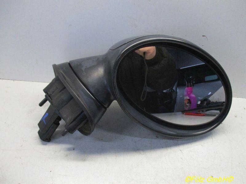 Außenspiegel elektrisch lackiert rechts Kratzer siehe BildMINI MINI (R50, R53) COOPER