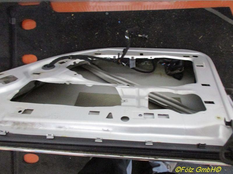 Tür rechts hinten 5-Türer Kratzer siehe BildBMW 7 (E65) 735 I