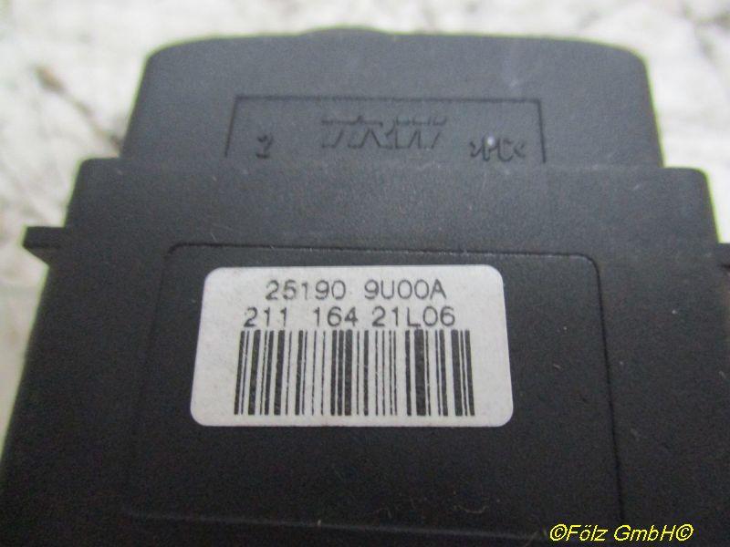 Schalter Leuchtweitenregelung NISSAN MICRA III (K12) 1.4 16V