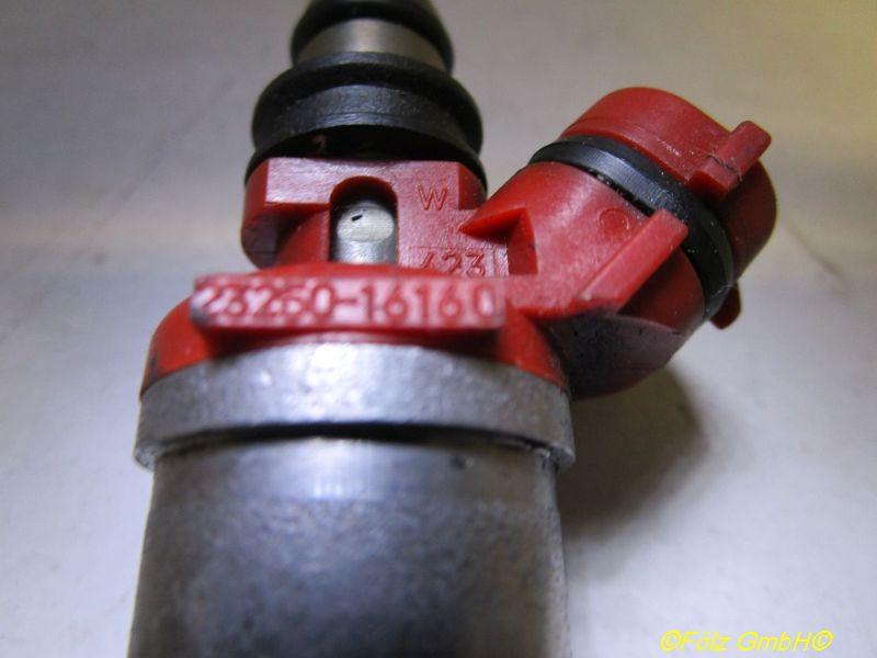 Einspritzdüse Injektor TOYOTA CELICA (ST20_, AT20_) 1.8I 16V