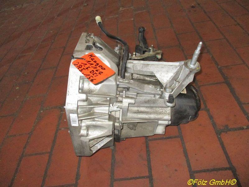 Getriebe (Schaltung) 5 Gang JR5156RENAULT KANGOO EXPRESS (FW0/1_) 1.5 DCI 75