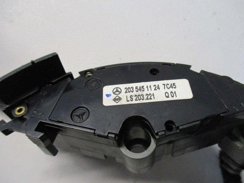 Schalter Schalter TempomatschalterMERCEDES-BENZ C-KLASSE COUPE (CL203) C 200 KOMPRESSOR
