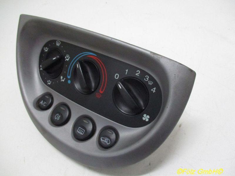 Bedienelement, Klimaanlage Kratzer siehe BilderFORD KA (RB_) 1.3I