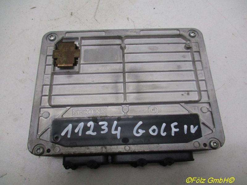 Steuergerät Motor VW GOLF IV (1J1) 1.6