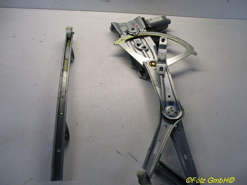Fensterheber Elektrisch rechts 3-Türer OPEL ASTRA H GTC 1.4