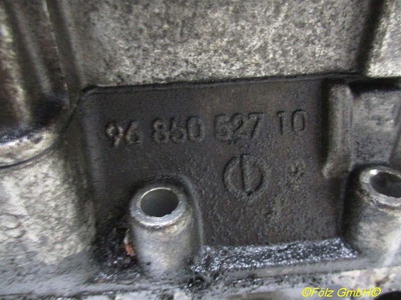 Zylinderkopf Mit Glühkerzen und NockenwelleFORD FIESTA VI 1.6 TDCI