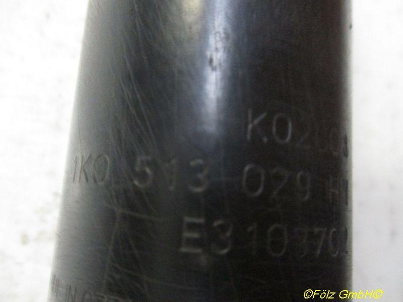 Stoßdämpfer HintenAUDI A3 SPORTBACK (8PA) 1.9 TDI