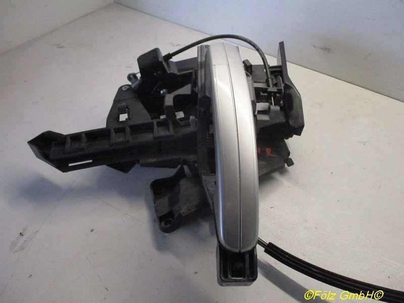 Türschloß mit ZV rechts hinten Komplett Mit TürgriffFORD C-MAX (DM2) 1.6