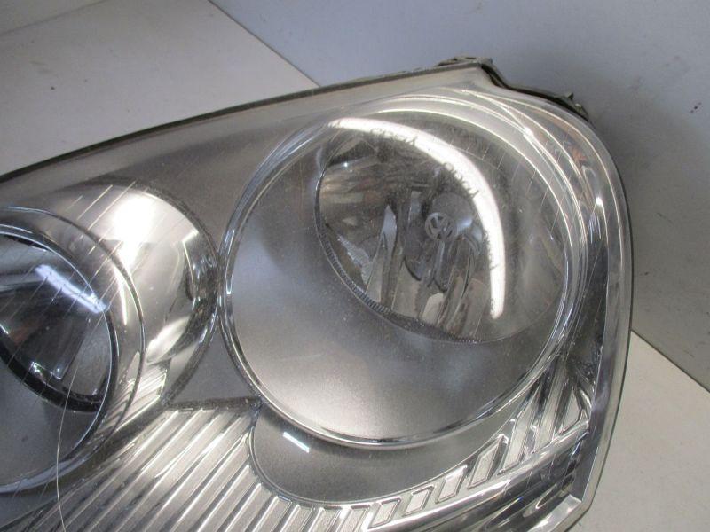 Hauptscheinwerfer links VW GOLF V VARIANT (1K5) 1.9 TDI