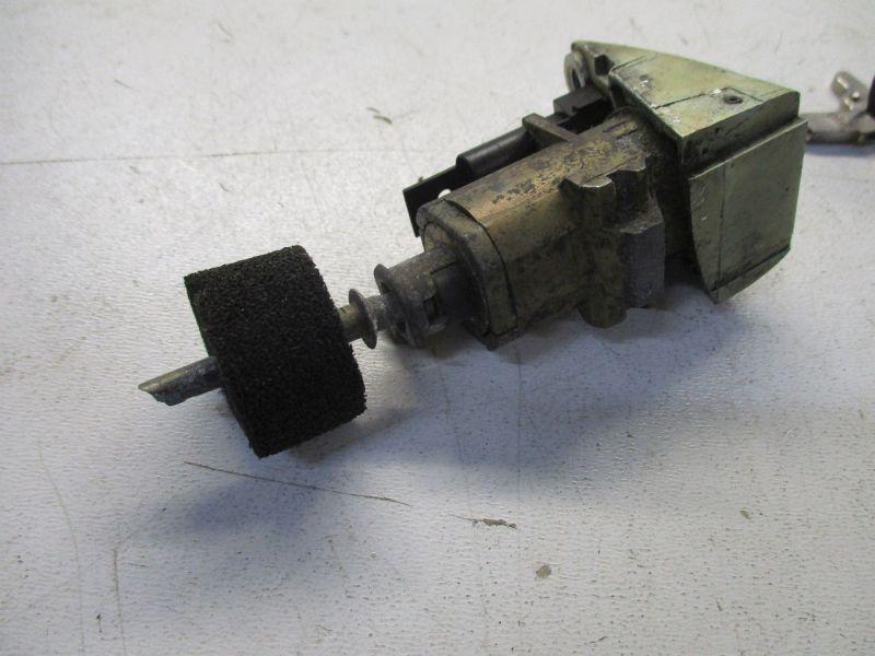 Schließzylinder Mit 2 Schlüssel Defeckt siehe BildsMERCEDES-BENZ C-KLASSE T-MODEL (S203) C 220 CDI