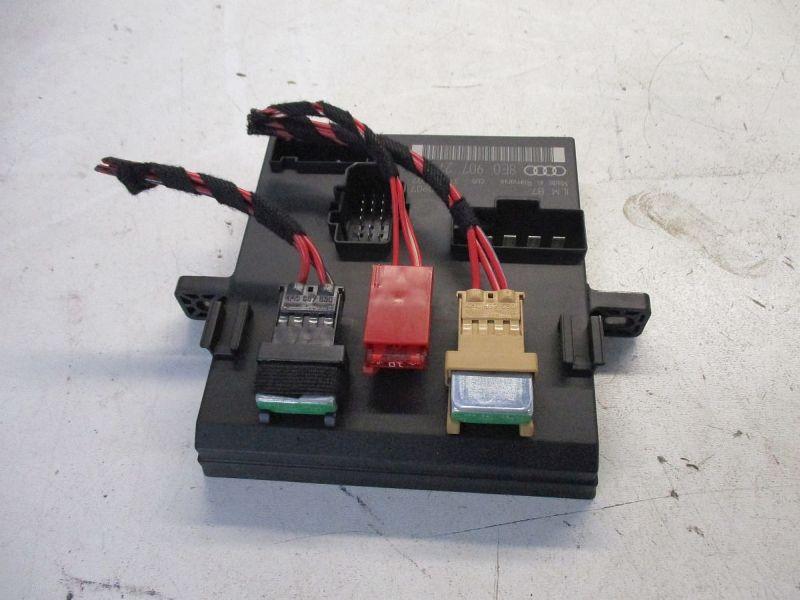 Steuergerät Bordnetz Steuergerät BordnetzsteuergerätAUDI A4 AVANT (8ED, B7) 2.0 TDI