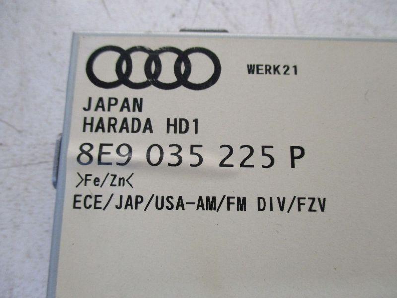 Antennenverstärker FM2 IF AM FMAUDI A4 AVANT (8ED, B7) 2.0 TDI