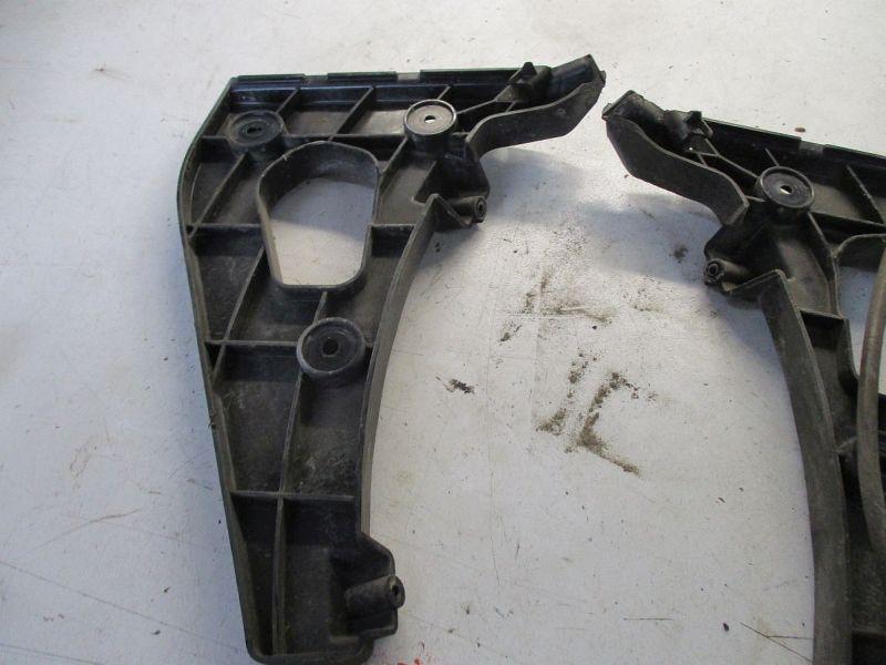 Stoßstangenhalter hinten Links RechtsAUDI A1 (8X1) 1.2 TFSI