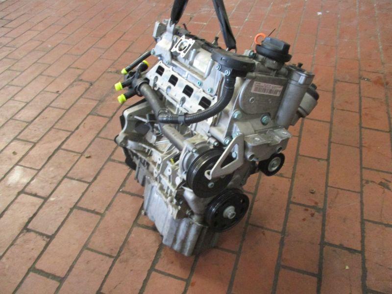 Motor ohne Anbauteile (Benzin) VW GOLF V (1K1) 1.6 FSI