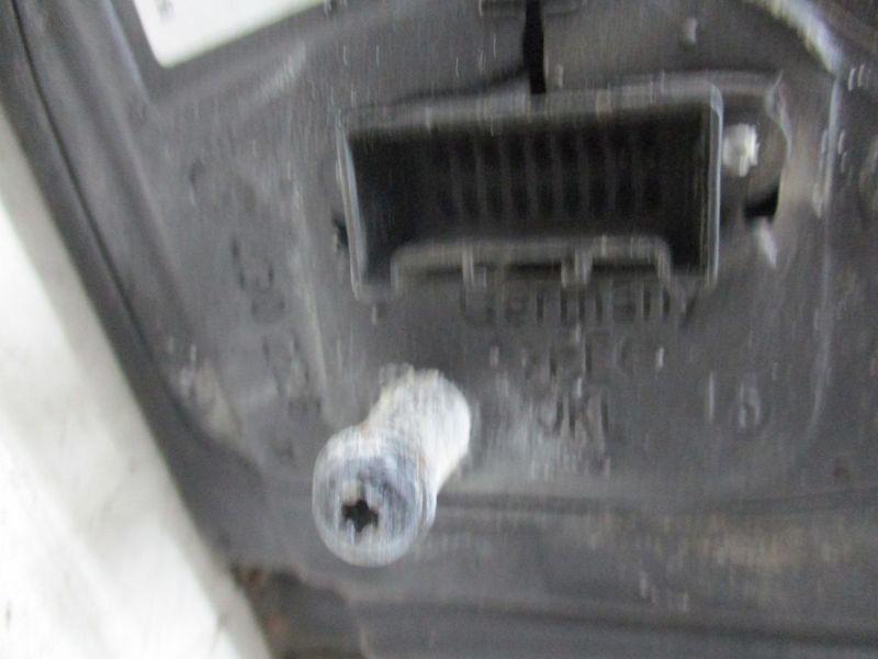 Außenspiegel elektrisch lackiert rechts Leichte KratzerOPEL ASTRA H CARAVAN 1.9 CDTI
