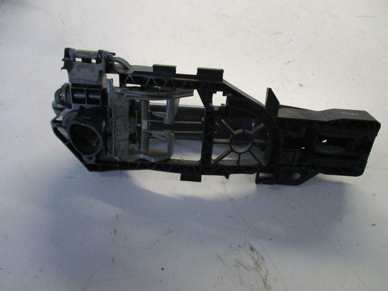 Türgriff links hinten grau LK7XVW PASSAT VARIANT (3C5) 2.0 TDI 16V