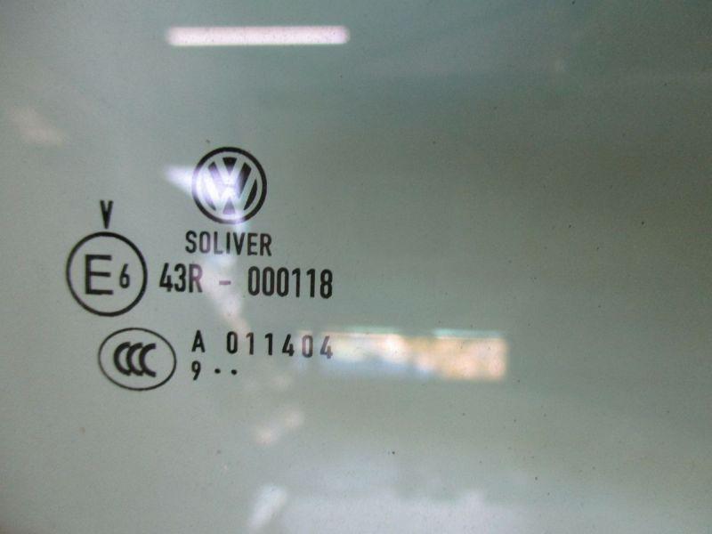 Türscheibe rechts hinten GetöntVW PASSAT VARIANT (3C5) 2.0 TDI 16V