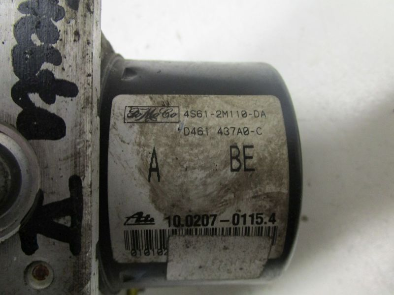 Bremsaggregat ABS FORD FIESTA V (JH_, JD_) 1.3