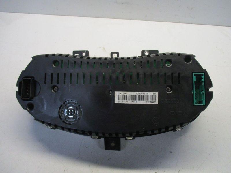 Instrumentenkombination Tacho SKODA ROOMSTER (5J) 1.6