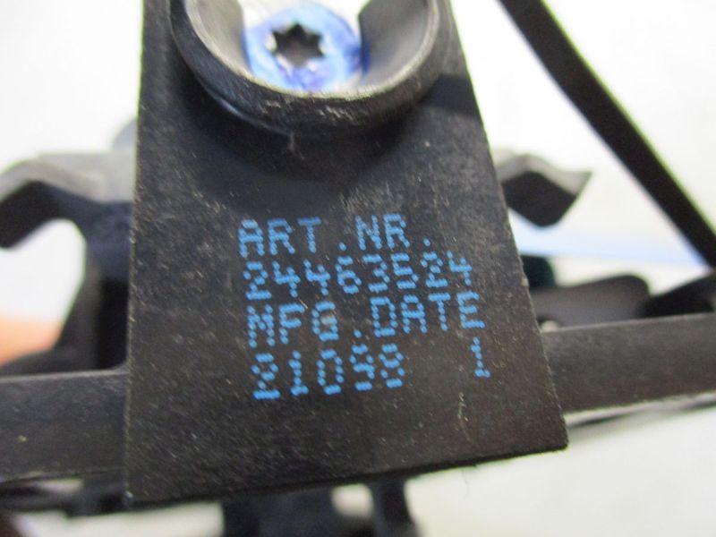 Türgriff rechts vorn Schwarz Z11T 20ROPEL TIGRA TWINTOP 1.8