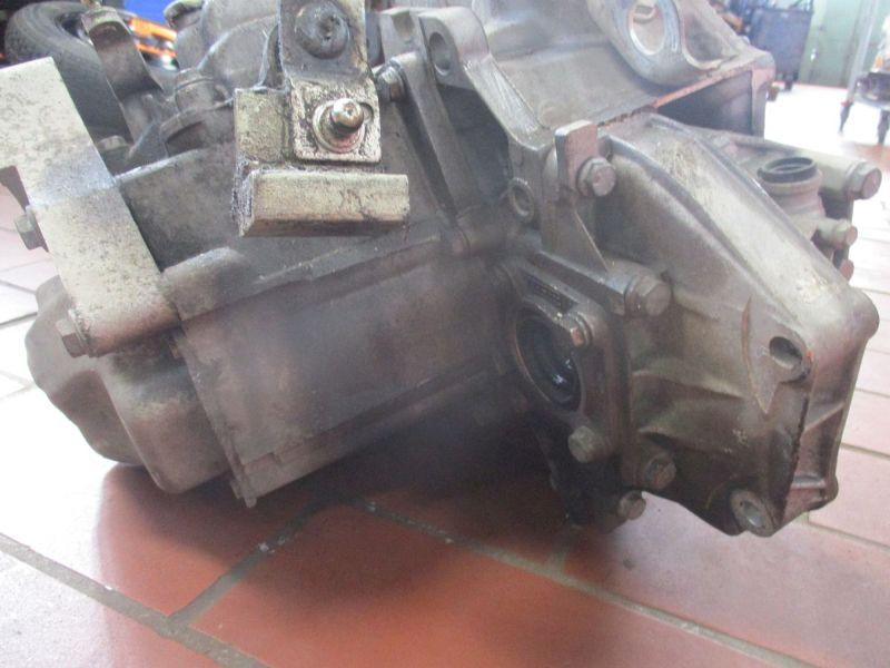 Getriebe (Schaltung) 5 Gang FORD KA (RU8) 1.2