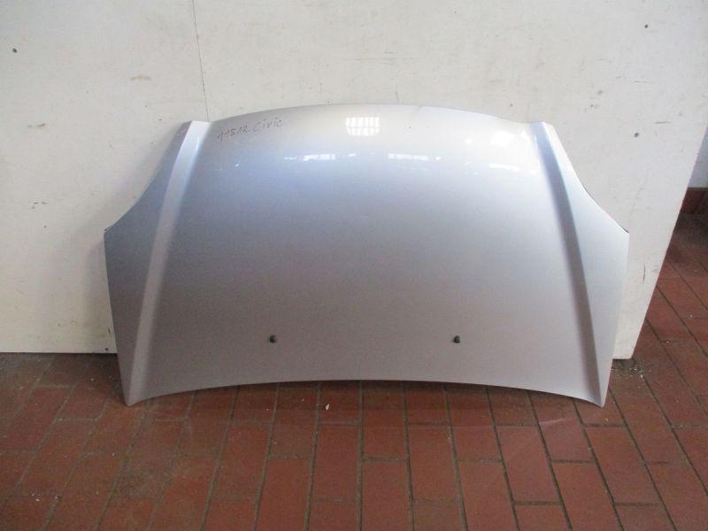 Motorhaube Silbergrau NH623MHONDA CIVIC VII HATCHBACK (EU, EP, EV) 1.4IS