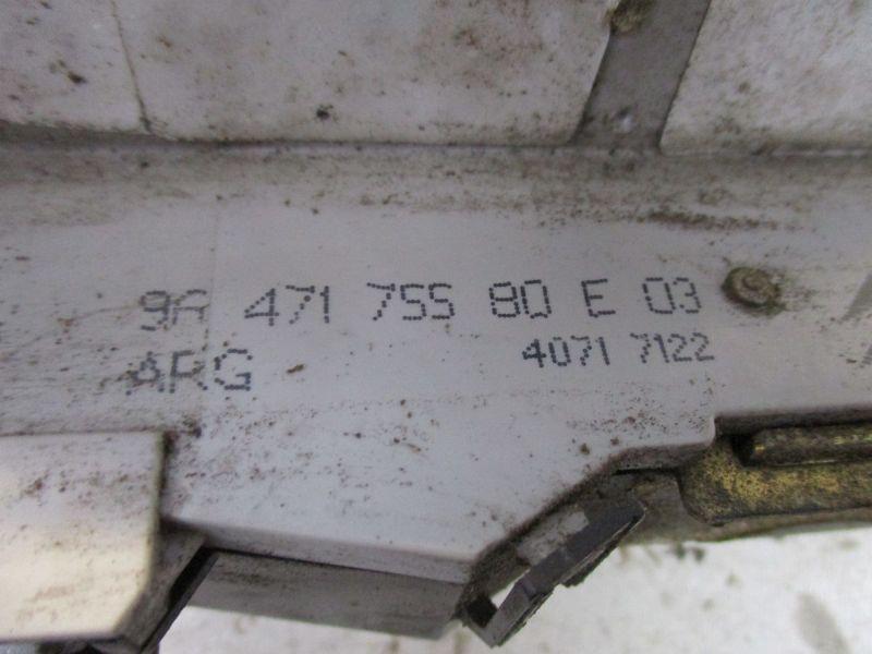 Türschloss links hinten CITROEN C4 I (LC_) 1.6 HDI