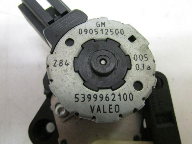 Stellmotor Lüftung OPEL OMEGA B CARAVAN (21_, 22_, 23_) 2.5 TD