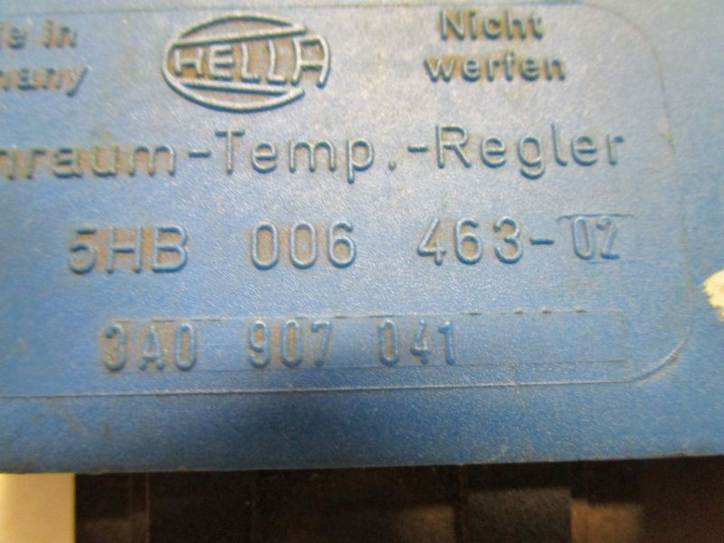Heizungsregler Innenraum-Temp.-ReglerVW VENTO (1H2) 1.9 TDI