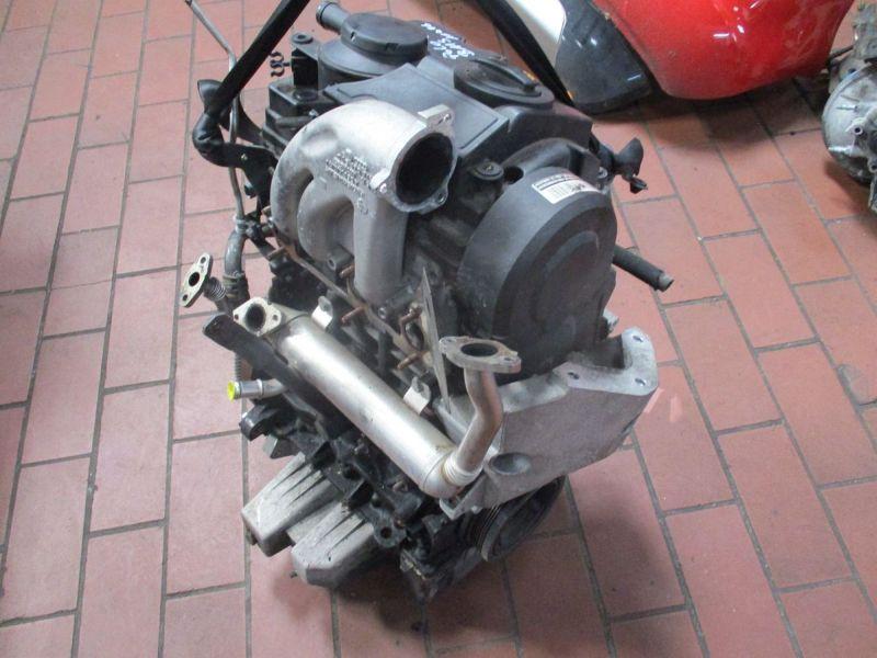 Motor ohne Anbauteile (Diesel) VW POLO (9N_) 1.4 TDI