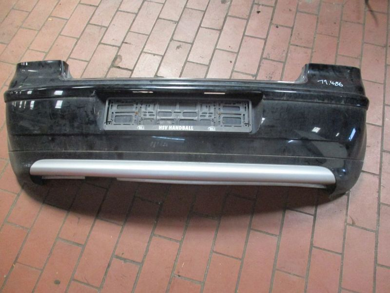 Stoßstange hinten VW POLO (9N_) 1.4 TDI