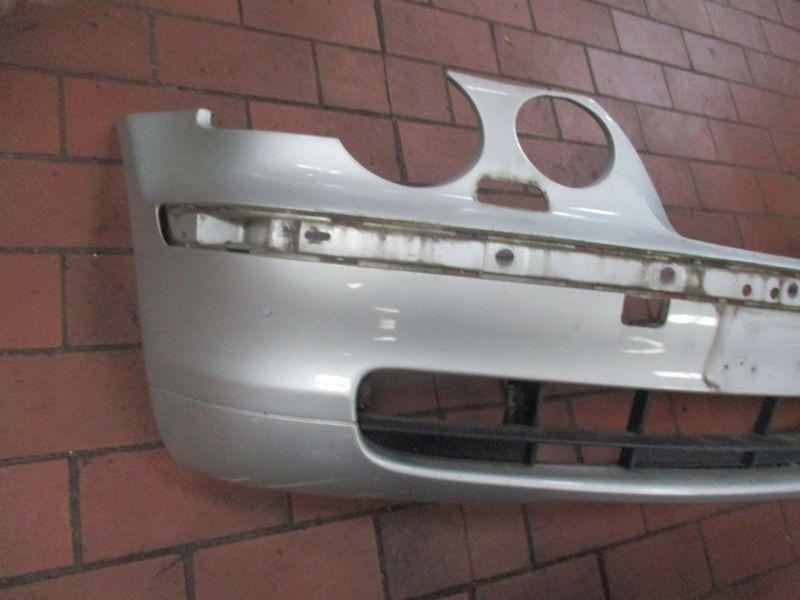 Stoßstange vorne SilberBMW 3 COMPACT (E46) 316 TI