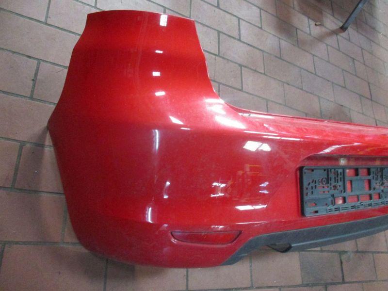 Stoßstange hinten Rot LS3HSEAT IBIZA IV (6L1) 1.9 TDI