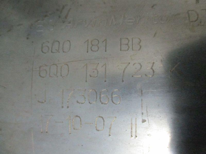Katalysator (geregelt) VW POLO (9N_) 1.4 TDI