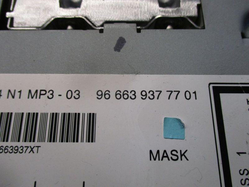 3. Bremsleuchte hinten oben MERCEDES-BENZ A-KLASSE (W169) A 180 CDI