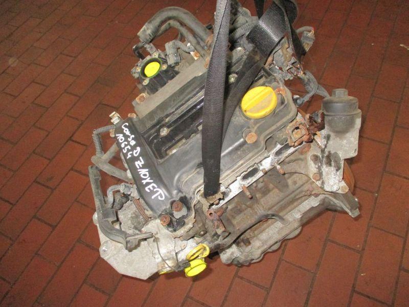 Motor ohne Anbauteile (Benzin) Z10XEPOPEL CORSA D 1