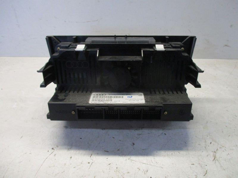 Bedienelement, Klimaanlage Blenden fehlenAUDI A3 (8P1) 2.0 TDI