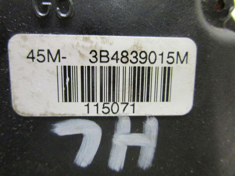 Türschloss links hinten Mit ZV elektrischSEAT TOLEDO II (1M2) 1.6 16V