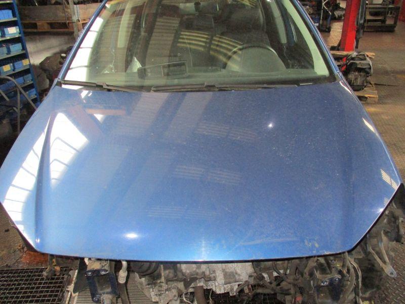 Motorhaube Blau LA5KVW POLO (9N_) 1.2 12V
