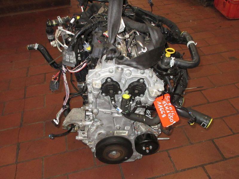 Motor ohne Anbauteile (Benzin) 7841 kmRENAULT SCENIC IV (J9)