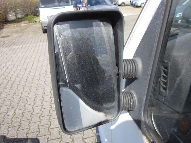 Außenspiegel mechanisch Standard links Kratzer siehe FotoFIAT DUCATO KASTEN (230L) 2.5 D
