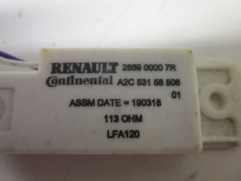 Antennenverstärker RENAULT SCENIC IV (J9)